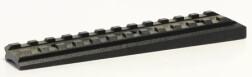 Планка Weaver на цевье САЙГА 12кл, 20кл (пластиковое цевье)