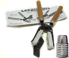 Пулелейка Lee TL358-158SWC для 38 Special, 38 S&W, 38 Colt New Police, 357 Mag
