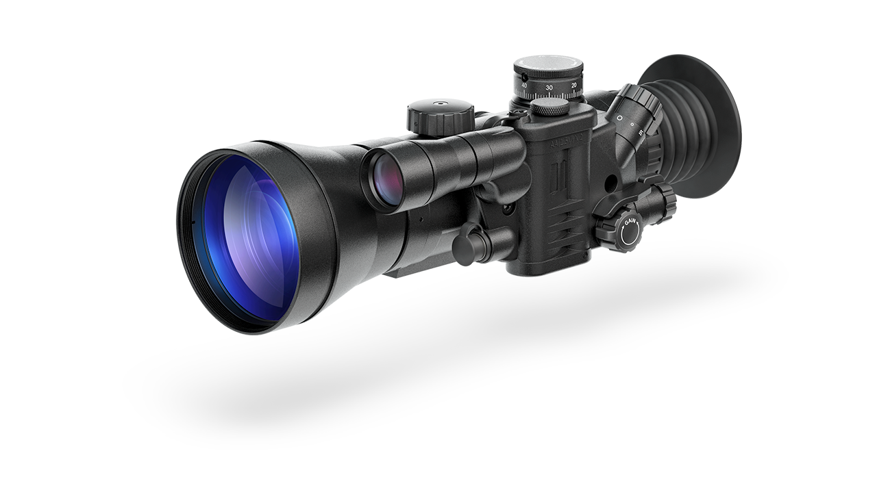 Прицел ночного видения Dedal-490-DK3(100)/bw