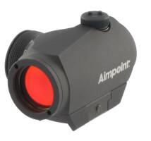 Коллиматорный прицел Aimpoint Micro H-1, 2MOA, Weaver