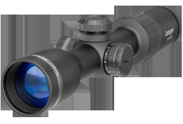 Оптический прицел Yukon Jaeger 1.5-6x42, X01i