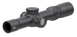 Оптический прицел March Compact 1-10x24 Tactical с подсветкой, 1/4 MOA, MTR-2