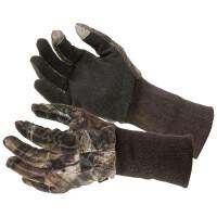 Перчатки Allen Vanish камуфляжные с сеткой