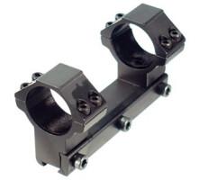 Кронштейн Leapers AccuShot с кольцами 30 мм, для установки на призму 10-12 мм, средний RGPM2PA-30M4
