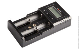 Зарядное устройство Soshine SC-H2 V2