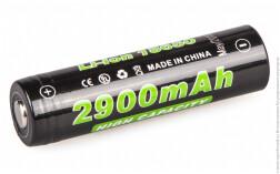 Аккумулятор литий-ионный Soshine 18650 2900mAh 3.7V PCB