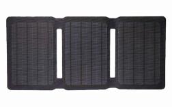 Портативная солнечная панель Soshine SC20W, 20Вт, с кабелем