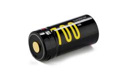 Аккумулятор литий-ионный Soshine 16340 700mAh 3.7V USB