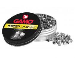 Пульки Gamo Magnum 4.5 мм, 0.49 г, 250 шт