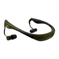 Беруши активные Pro Ears Stealth 28, зеленые