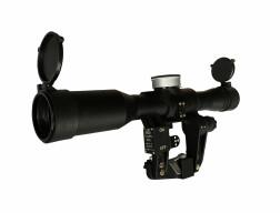 Прицел оптический ПОСП 6x42M6 Pro, Тигр, Mil Dot