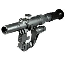 Прицел оптический НПЗ ПО 3-9x24, Сайга, полукрест