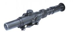 Прицел оптический НПЗ ПО 3-9x24, Picatinny, дальномерная