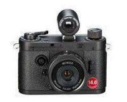 Цифровая камера MINOX DCC 14.0 black
