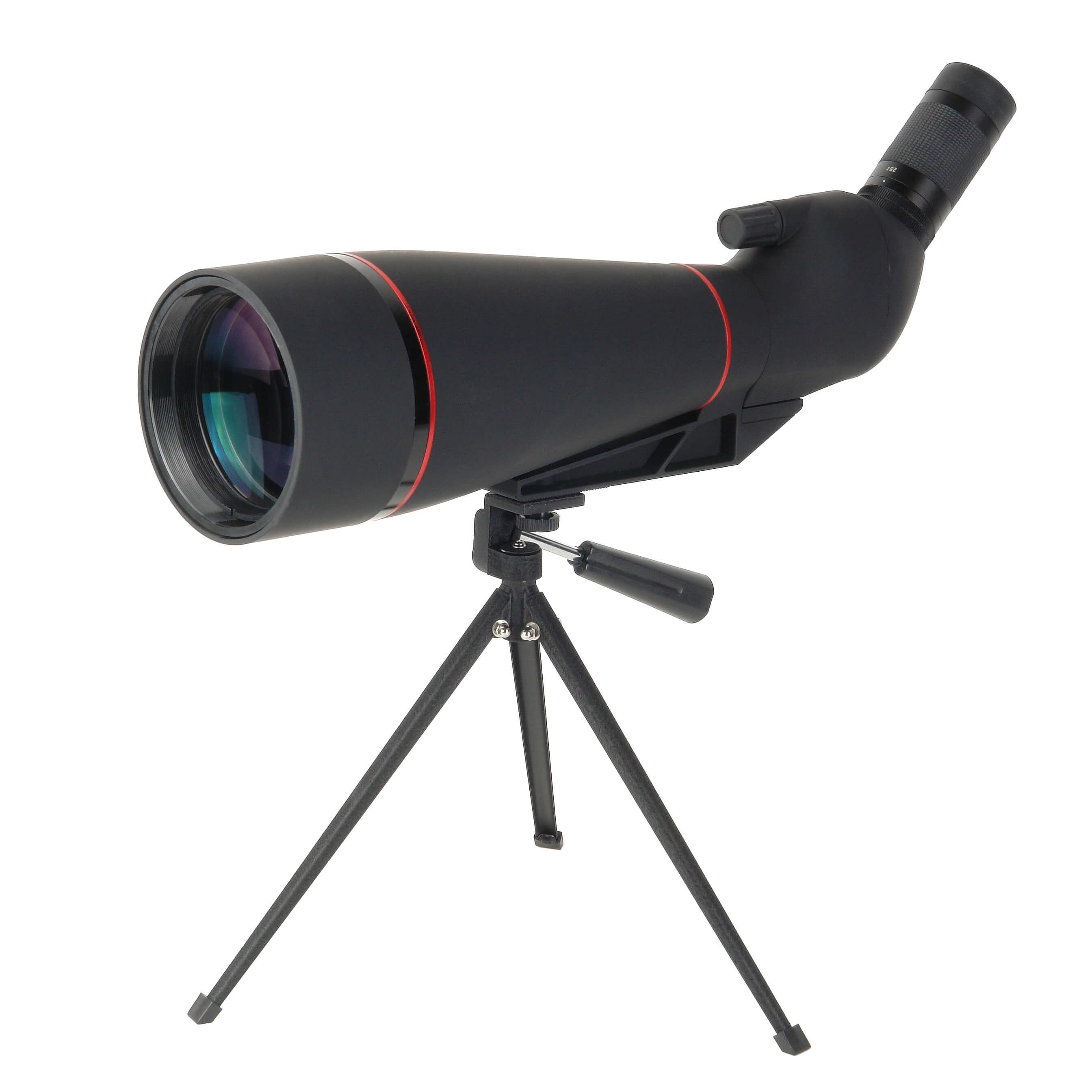 Зрительная труба Veber 25-75x100 Pro