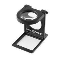 Лупа складная Horizon 4x