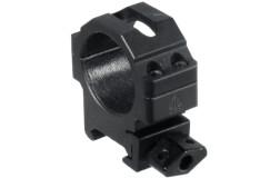 Кольца Leapers UTG 30 мм быстросъемные на Weaver с винтовым зажимом, низкие RG2W3104