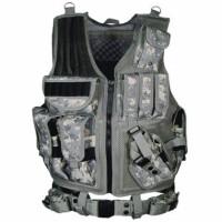 Тактический разгрузочный жилет UTG Leapers, камуфляж PVC-V547RT