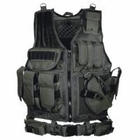 Тактический разгрузочный жилет UTG Leapers, черный PVC-V547BT