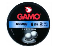 Пули Gamo Round 4.5 мм, 0.53 г, 500 шт