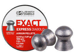 Пули JSB Exact Express .177, 0.510 г, 4.520 мм, 500 шт