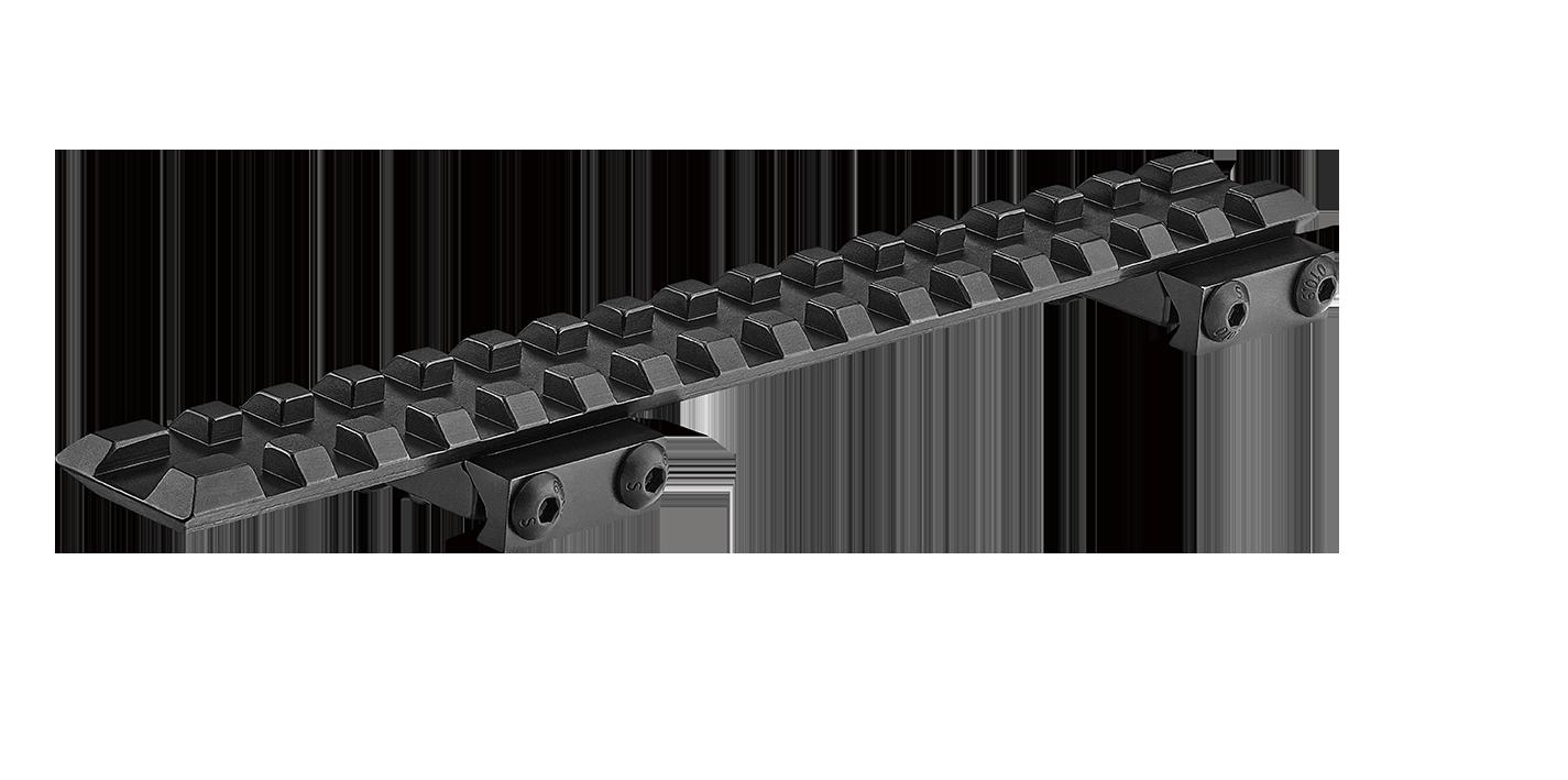 Планка Picatinny Kozap №70 удлиненная, 165мм, CZ-557 SA