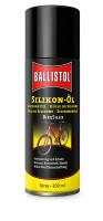 Силиконовый спрей для велосипедов Ballistol BikeSilex, 200мл